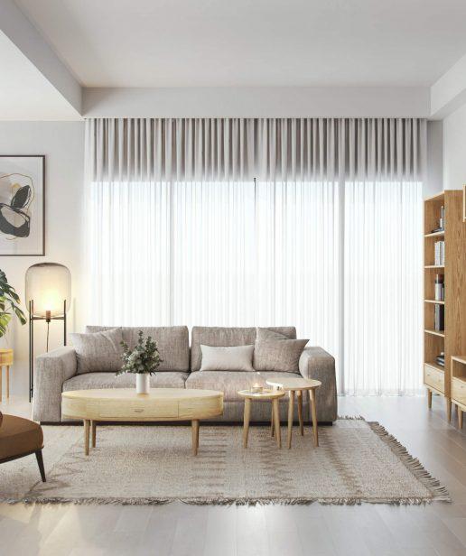 Latvia Living Room