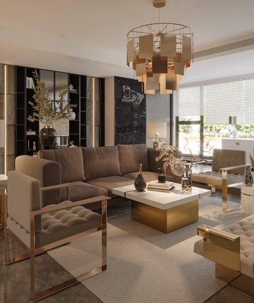 Luxy Living Room