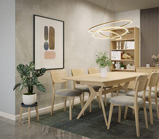 Woodland Living Room