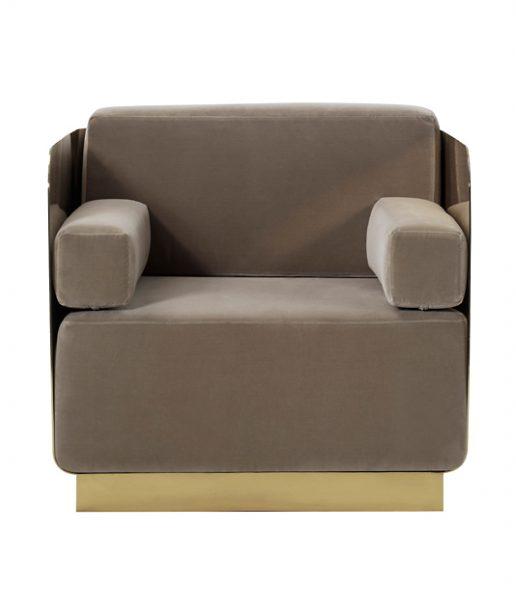 Ghế bành Vinci - Vadit Mushroom