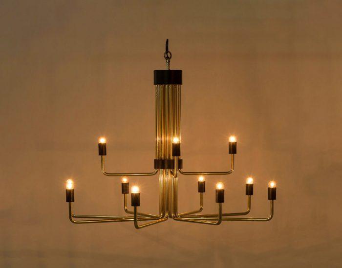 Đèn Trần Le Marais