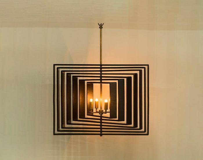 Đèn trần Spiral Rivoli