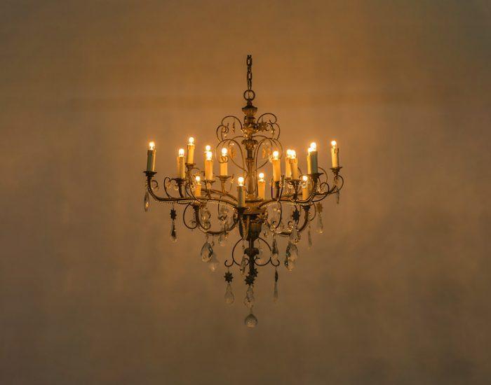 Đèn trần Crystal