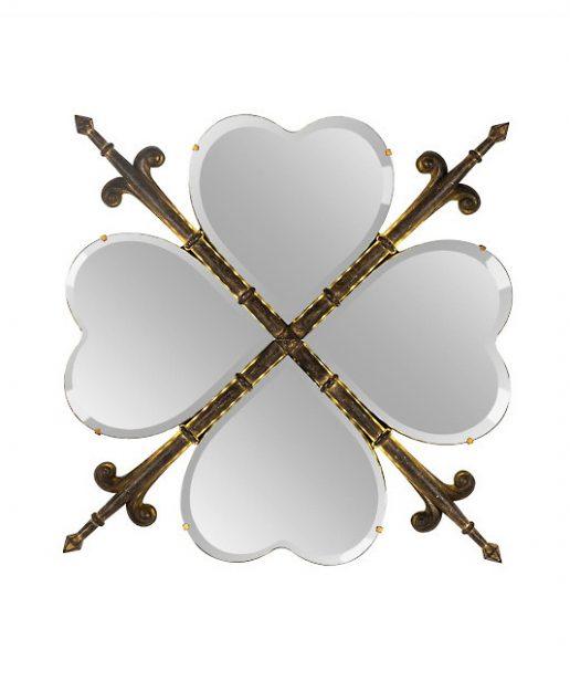 Gương Heraldic