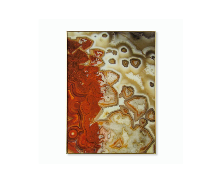 Tranh Geode Slice