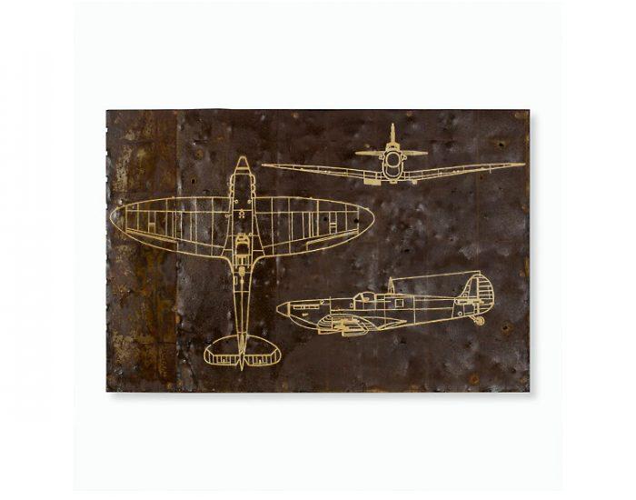 Tranh Fighter Blueprint