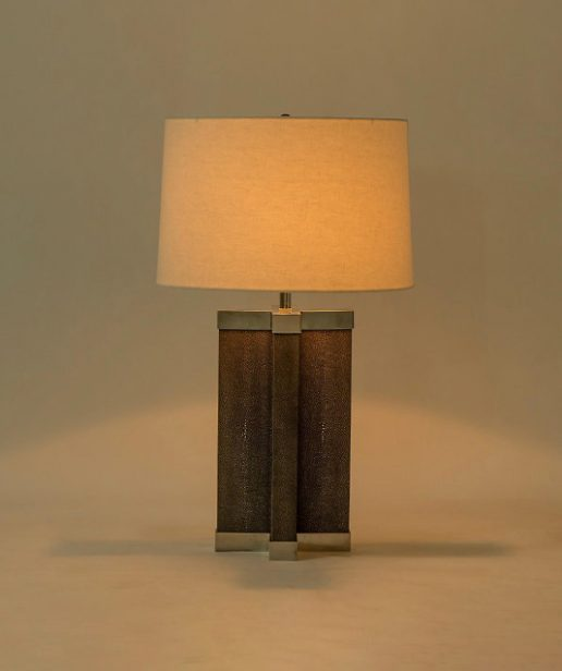 Đèn bàn Shagreen
