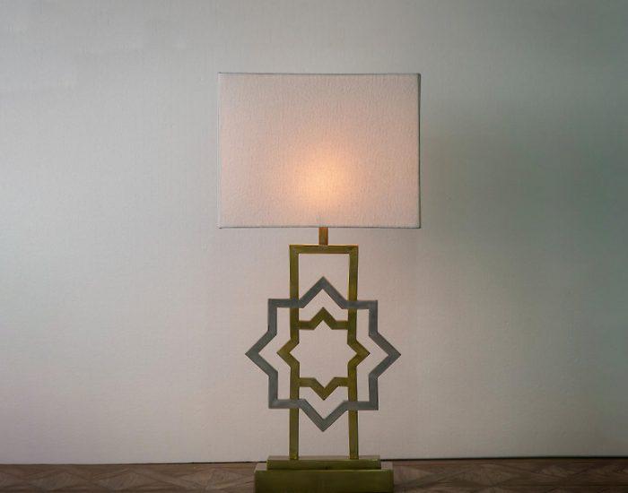 Đèn Bàn Maroc Star