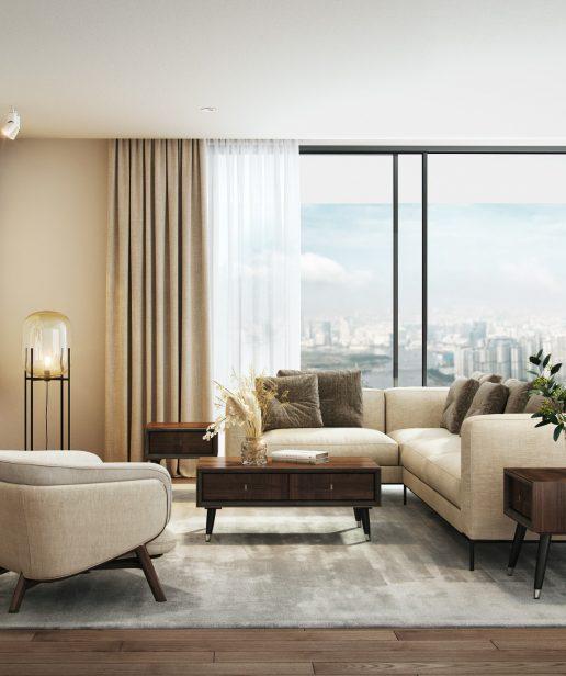 Mona Living Room