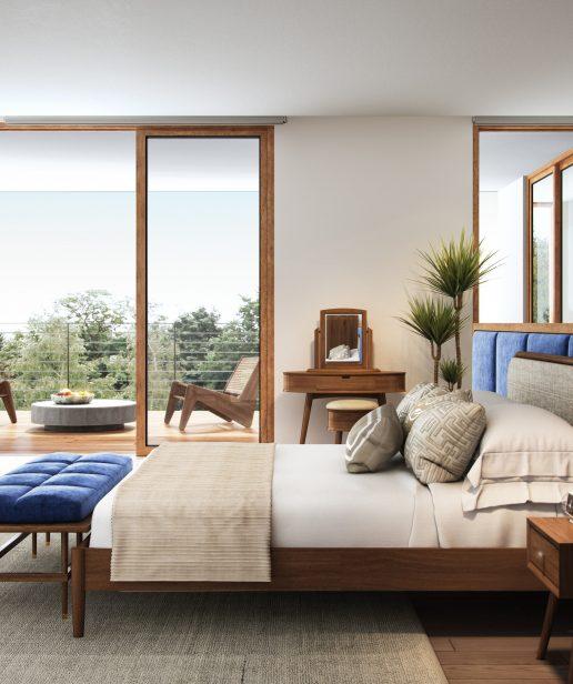 Oslo Bedroom