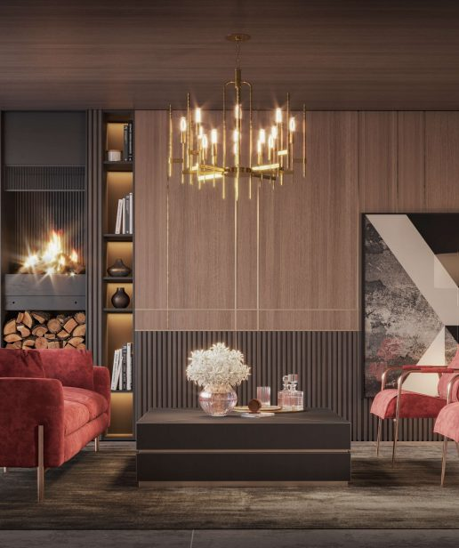 Ruby Living Room