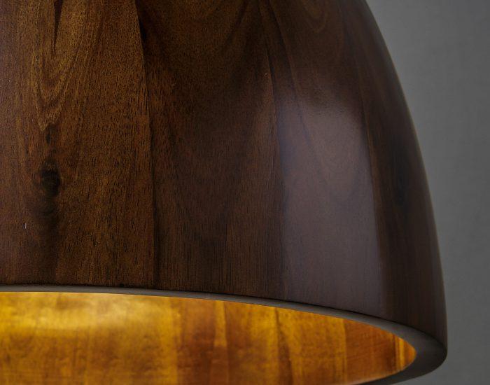 Đèn Trần Wooden
