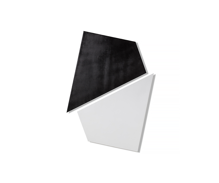 Tranh Reagan Hayes - Black & White Canvas