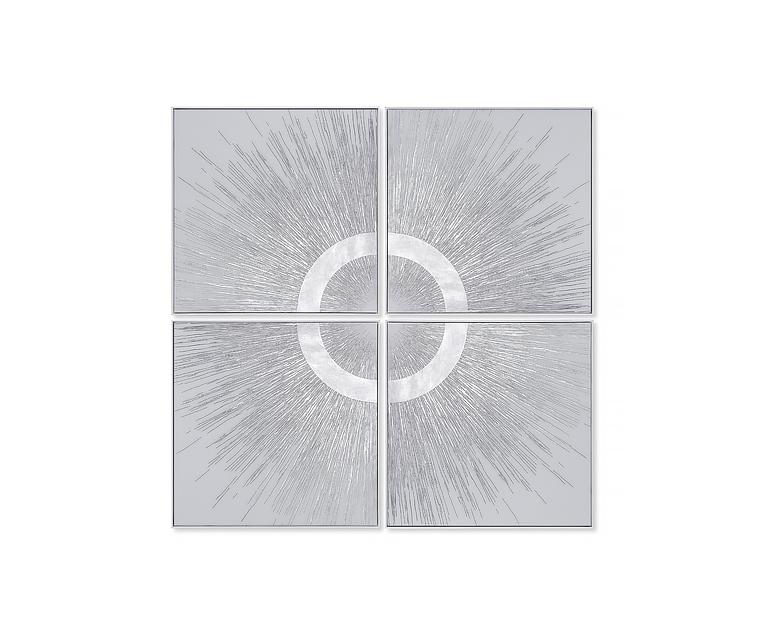 Tranh Halo 1 - Silver