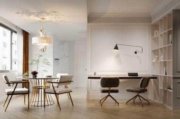 Sagittarius Dinning Room