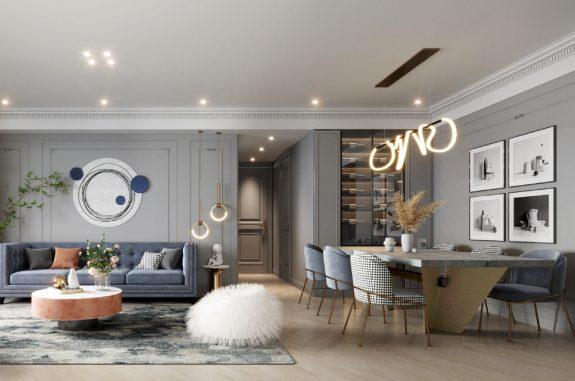 Flourite Living Room