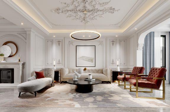 Seraphine Living Room